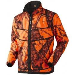 Härkila Grizzly fleece jakke
