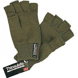 Thinsulate fingerless by Bisley
