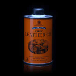 Carrs intensiv læderolie 300 ml