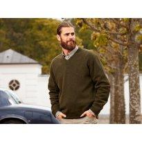 Pullover, strik- og fleecetrøjer